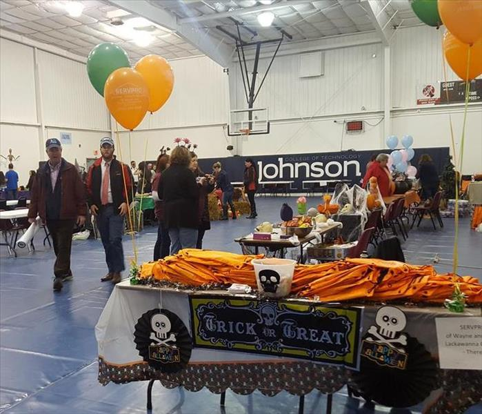 Johnson College Trunk or Treat