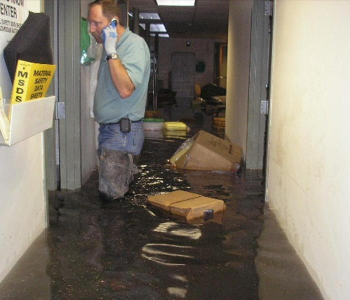 Water Damage Wayne and South Lackawanna County Residents: We Specialize in Flooded Basement Cleanup and Restoration!