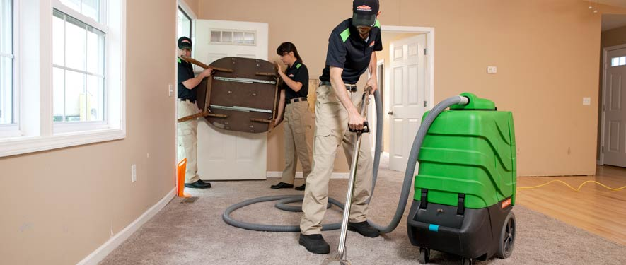 Dunmore, PA residential restoration cleaning